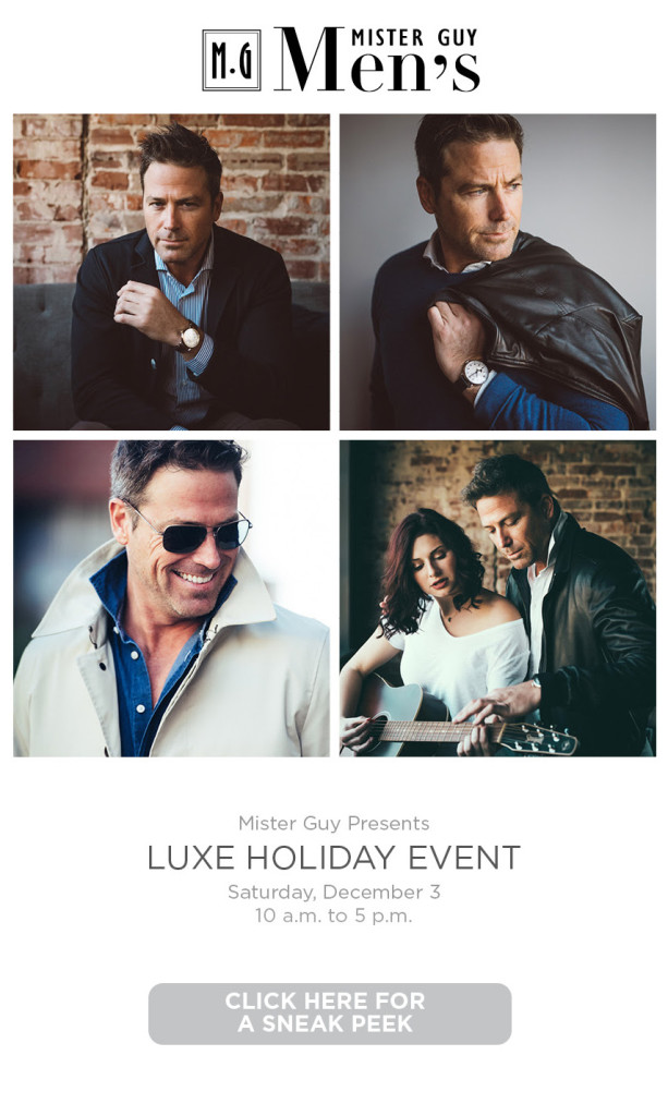 Luxe Holiday Event