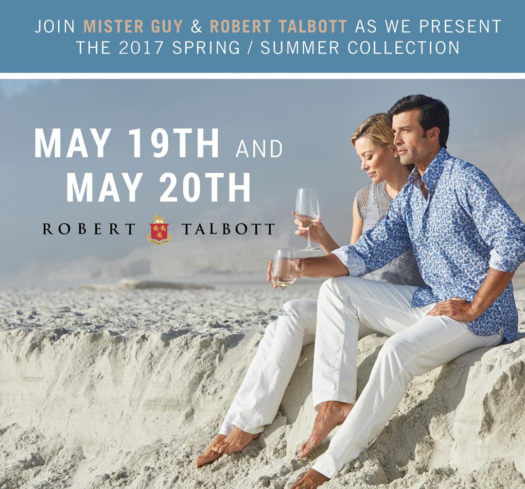 Robert Talbot Event