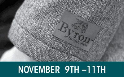 Byron 2017 Fall & Winter Trunk Show