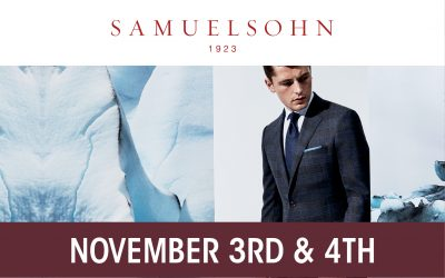 Samuelsohn Holiday 2017 Trunk Show