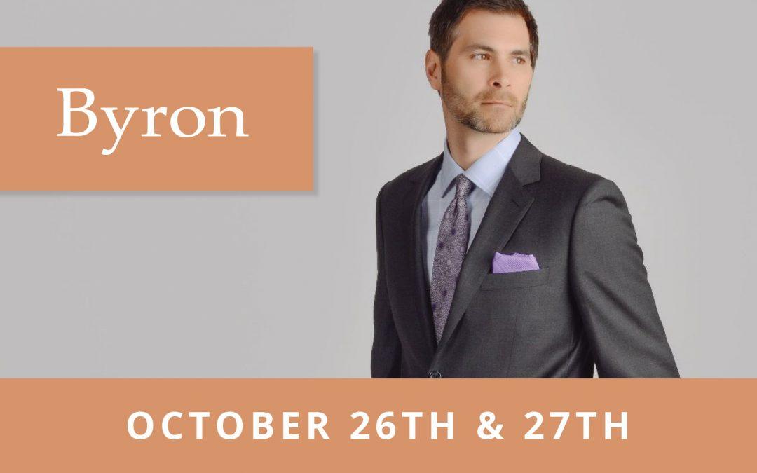 Byron 2018 Fall Trunk Show
