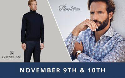 Shop Our European Event!