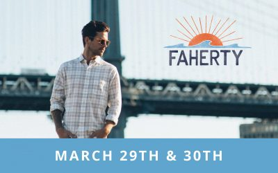 Faherty Spring 2019 Trunk Show