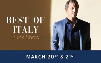 Best of Italy Trunk Show