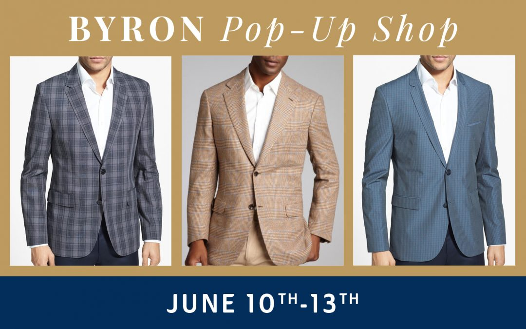 Byron Pop-Up Shop