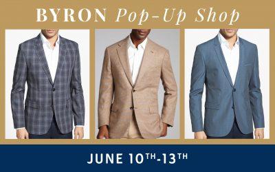 Byron Pop-Up Shop