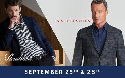 Samuelsohn & Stenströms Trunk Show