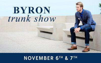 Byron Trunk Show