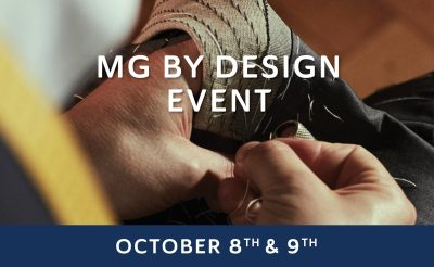 MG by Design Event